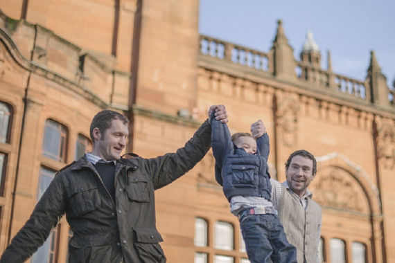 Glasgow City Council, Fiona Reid Photography, Adoption