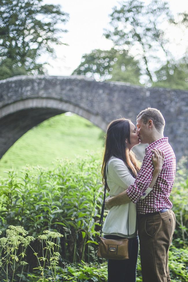 Kirsty & Andy, Engagement, Brig O Doon, Fiona Reid Photography